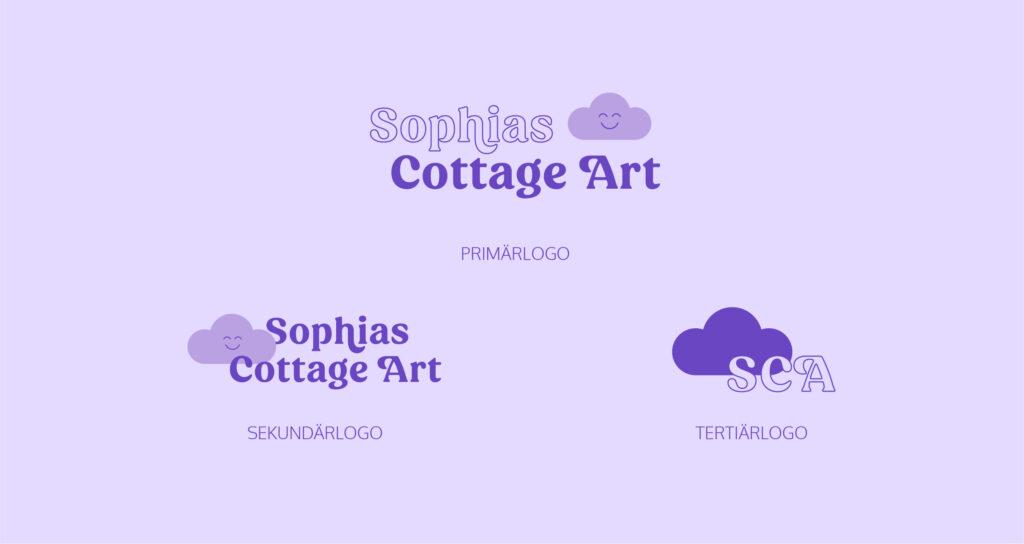 Übersicht über die Logovarianten